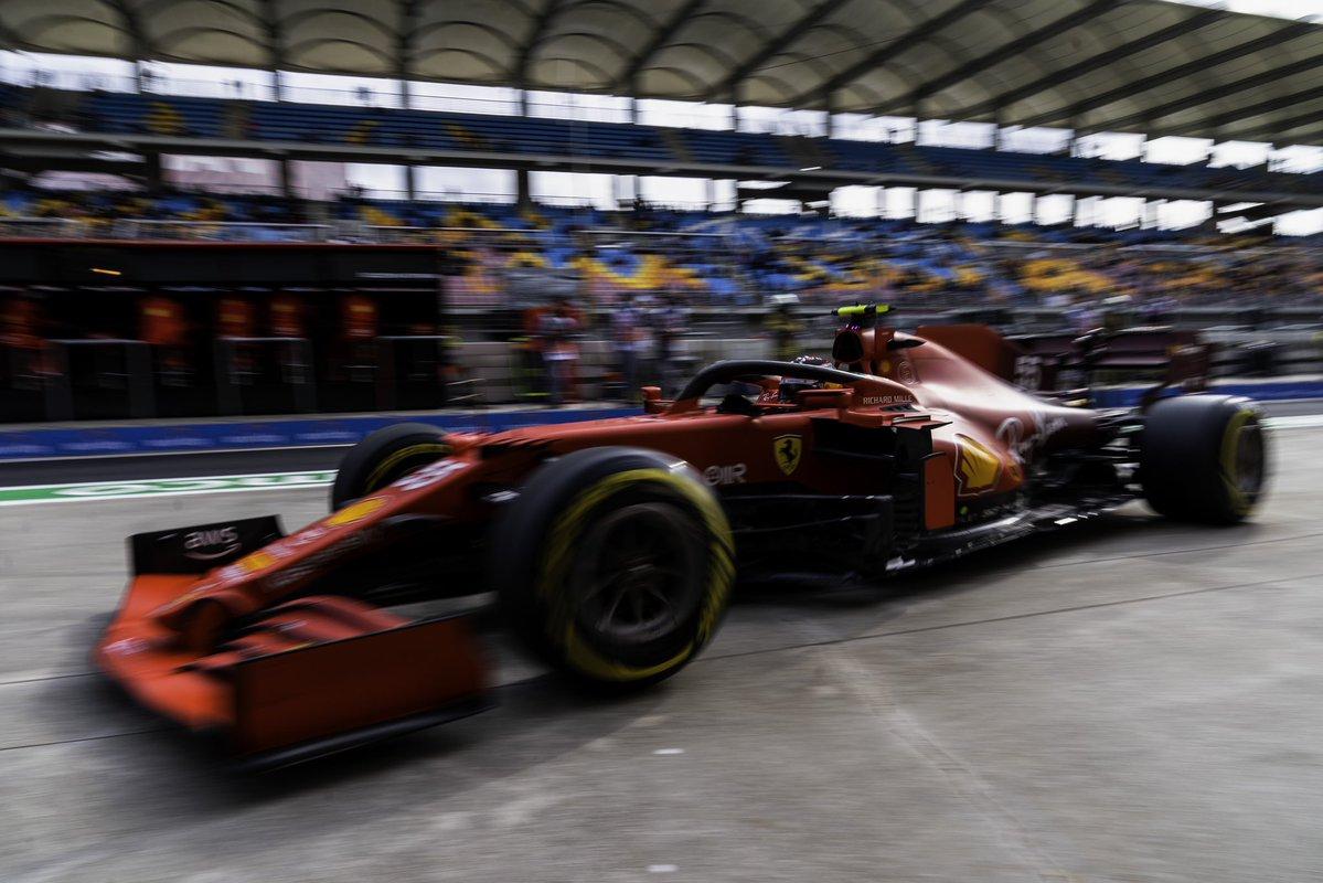 F1 - Gp Turchia: Bottas conquista la pole, stupenda seconda fila per la Motor Valley