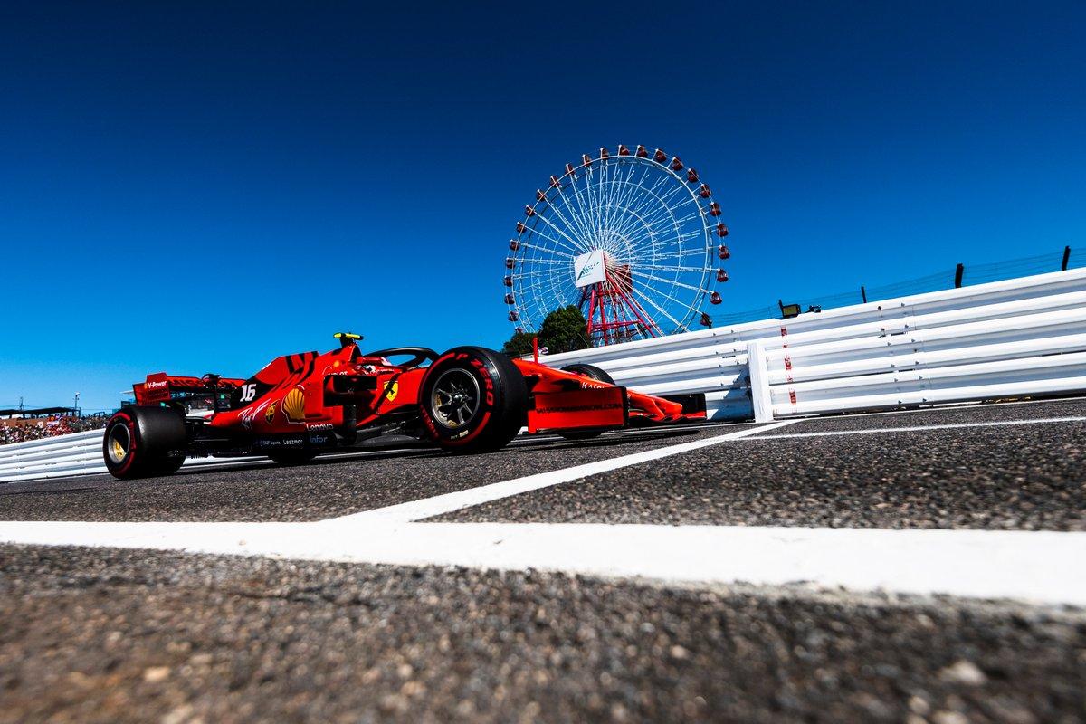 Formula 1 - GP Giappone : Ferrari, anno 0. Il titolo costruttori va alla Mercedes