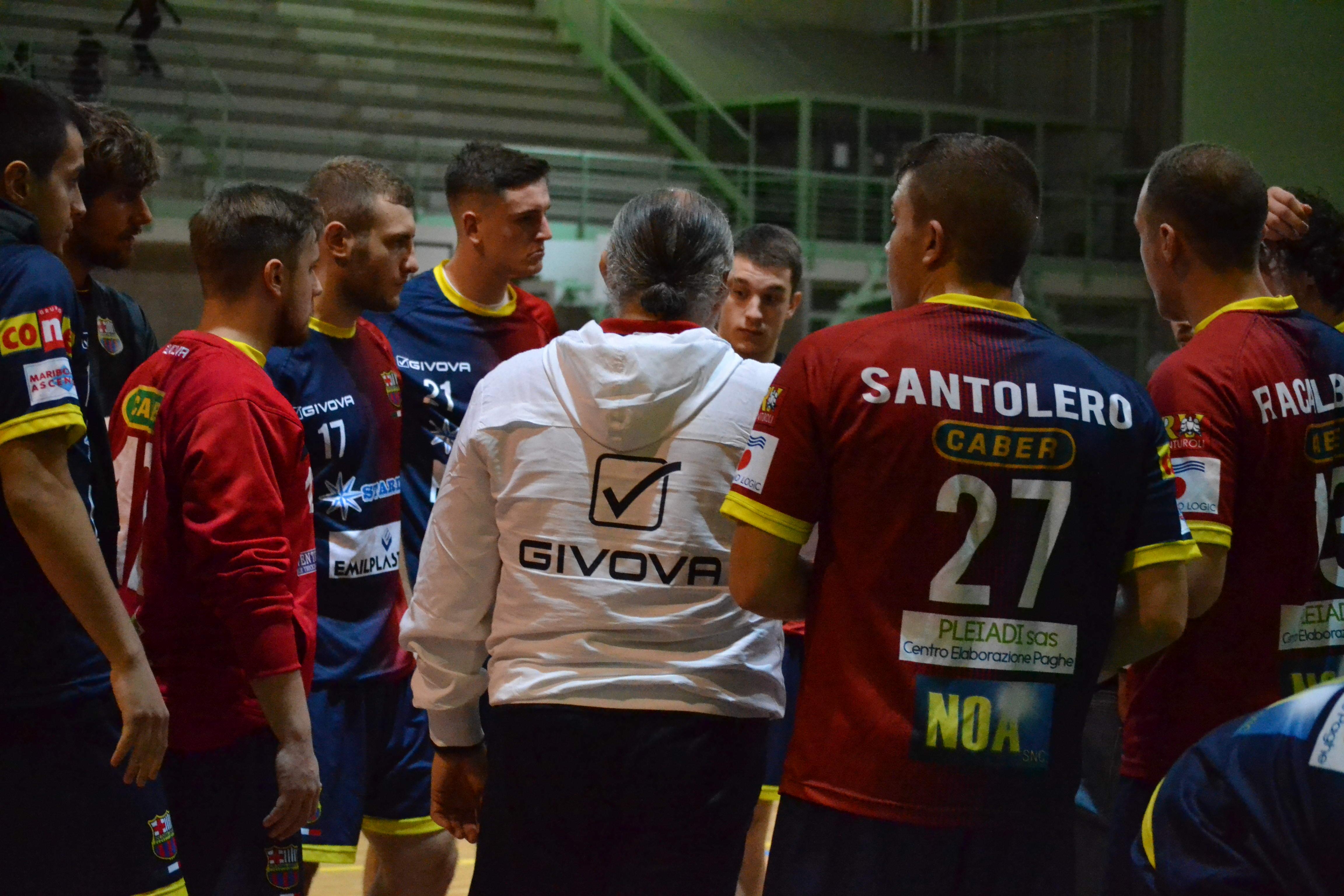 Bologna United sempre più ultimo: sconfitto da Cingoli e Tedesco in bilico