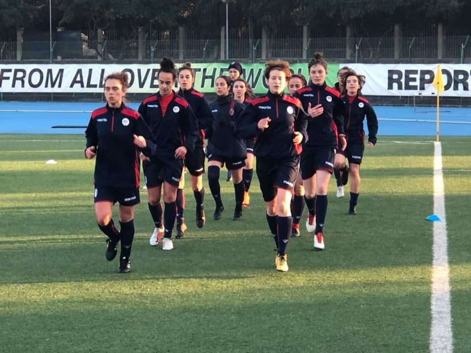 Il Bologna Femminile vince in rimonta a Riccione