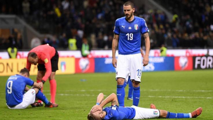 Tutto vero: 11 anni dopo Berlino, l'Italia non si qualifica - 14 nov