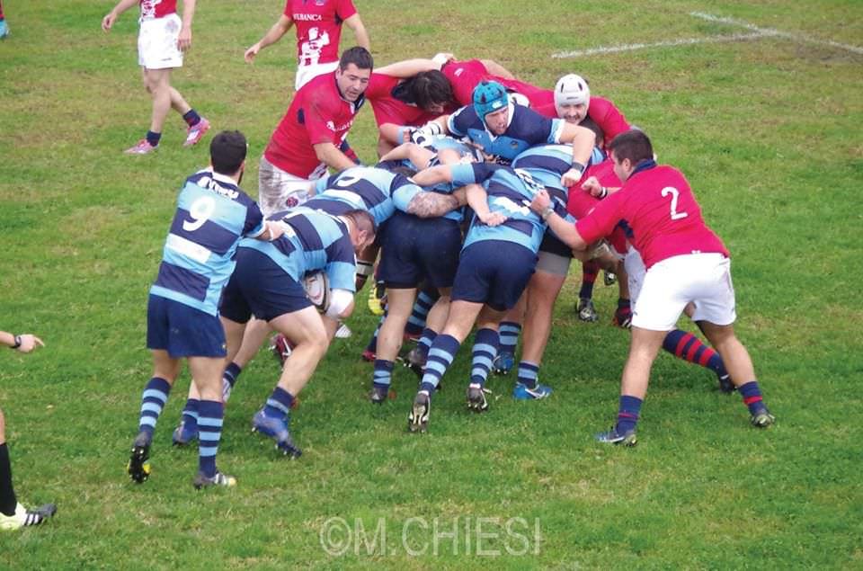 Rugby- Bologna Rugby 1928 v. Amatori Parma 7-6 -  06 Nov