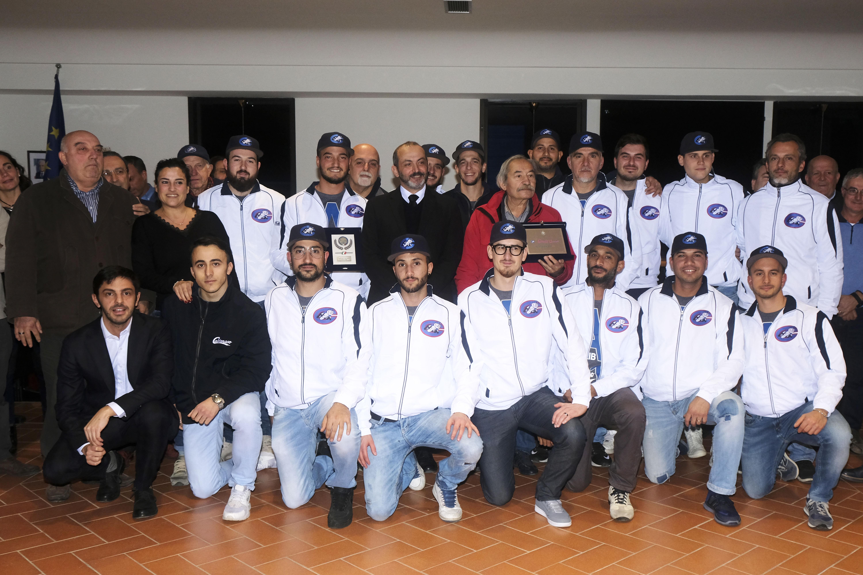 Baseball: Castenaso premiato dal proprio Consiglio Comunale