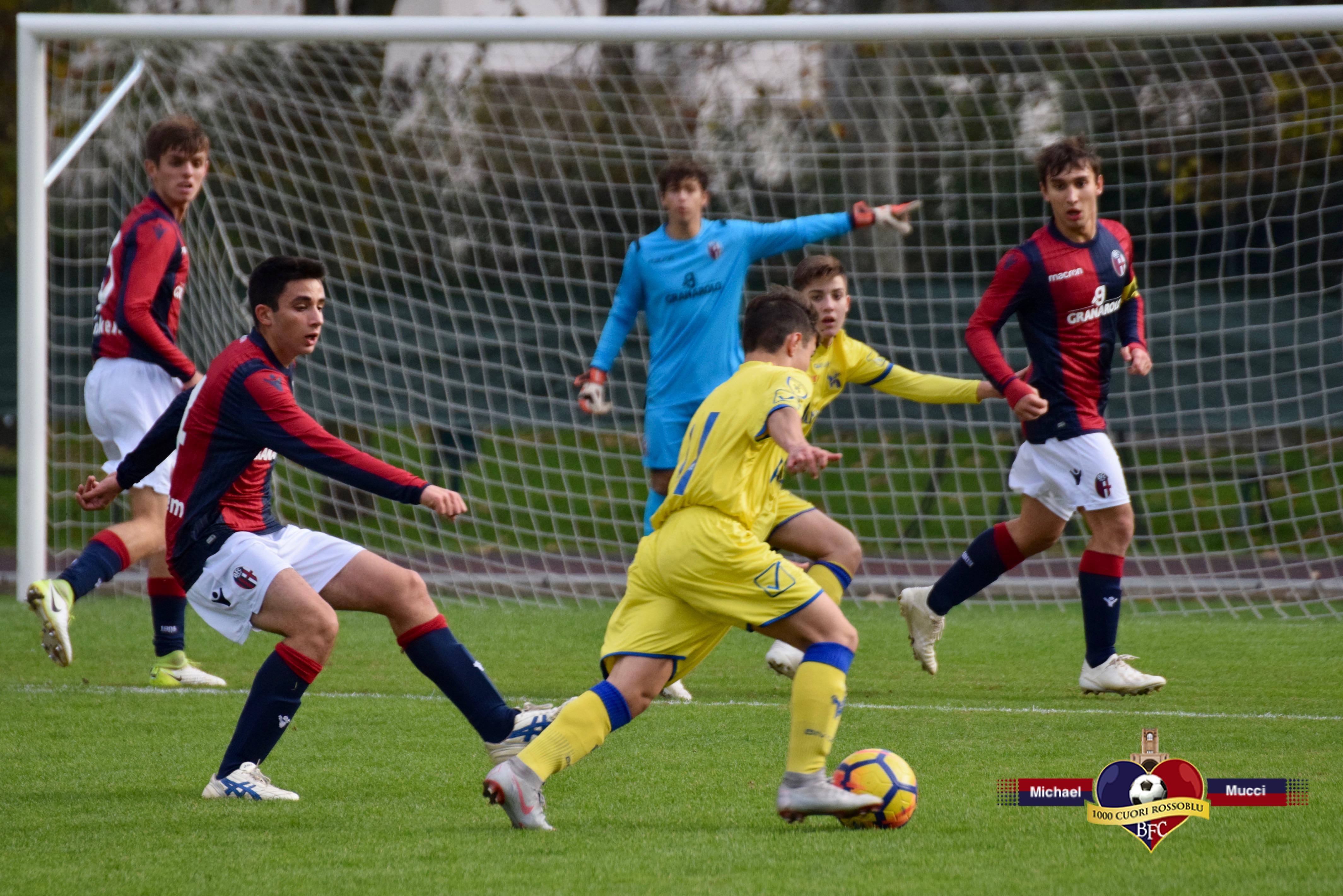 Under17 - Bologna-Chievo Verona 1-0 : Le foto della gara
