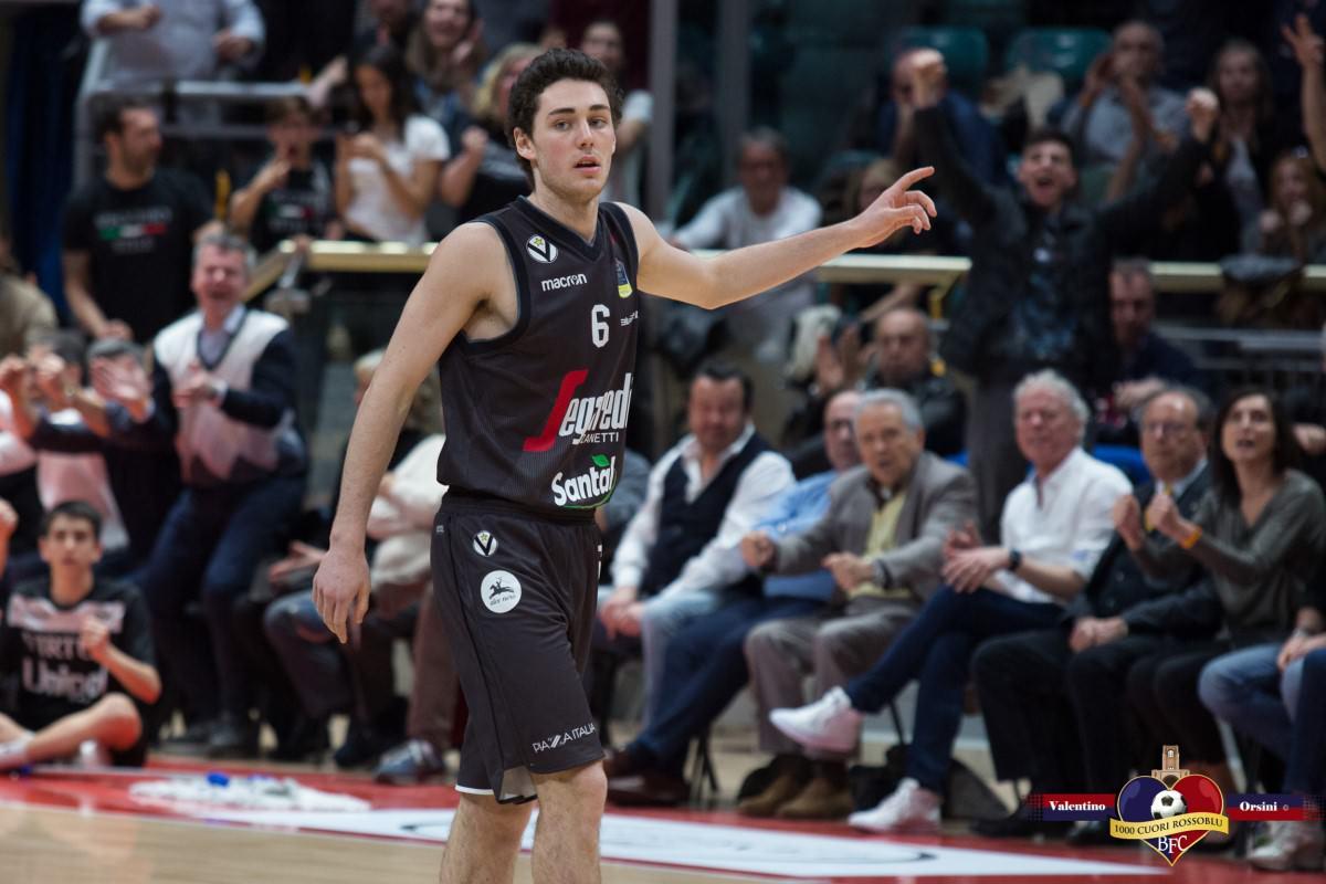 Berti e Pajola virtussini in Nazionale Under 20