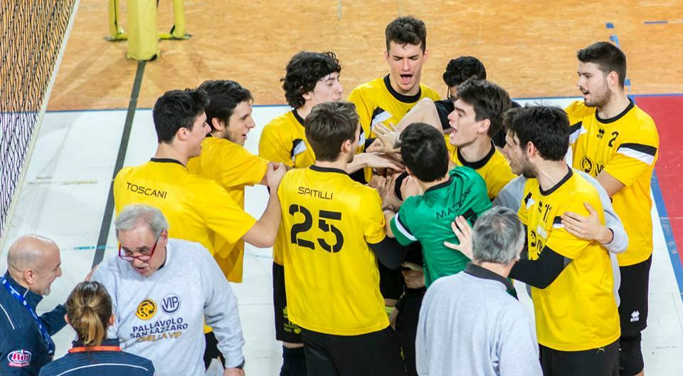 Volley Zinella Vip – Successo per serie C e D -5 feb.