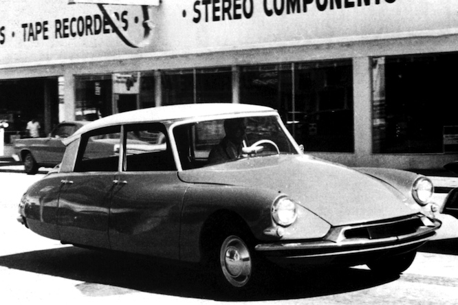 Big Automotive Innovations - Citroën DS (1955-75)
