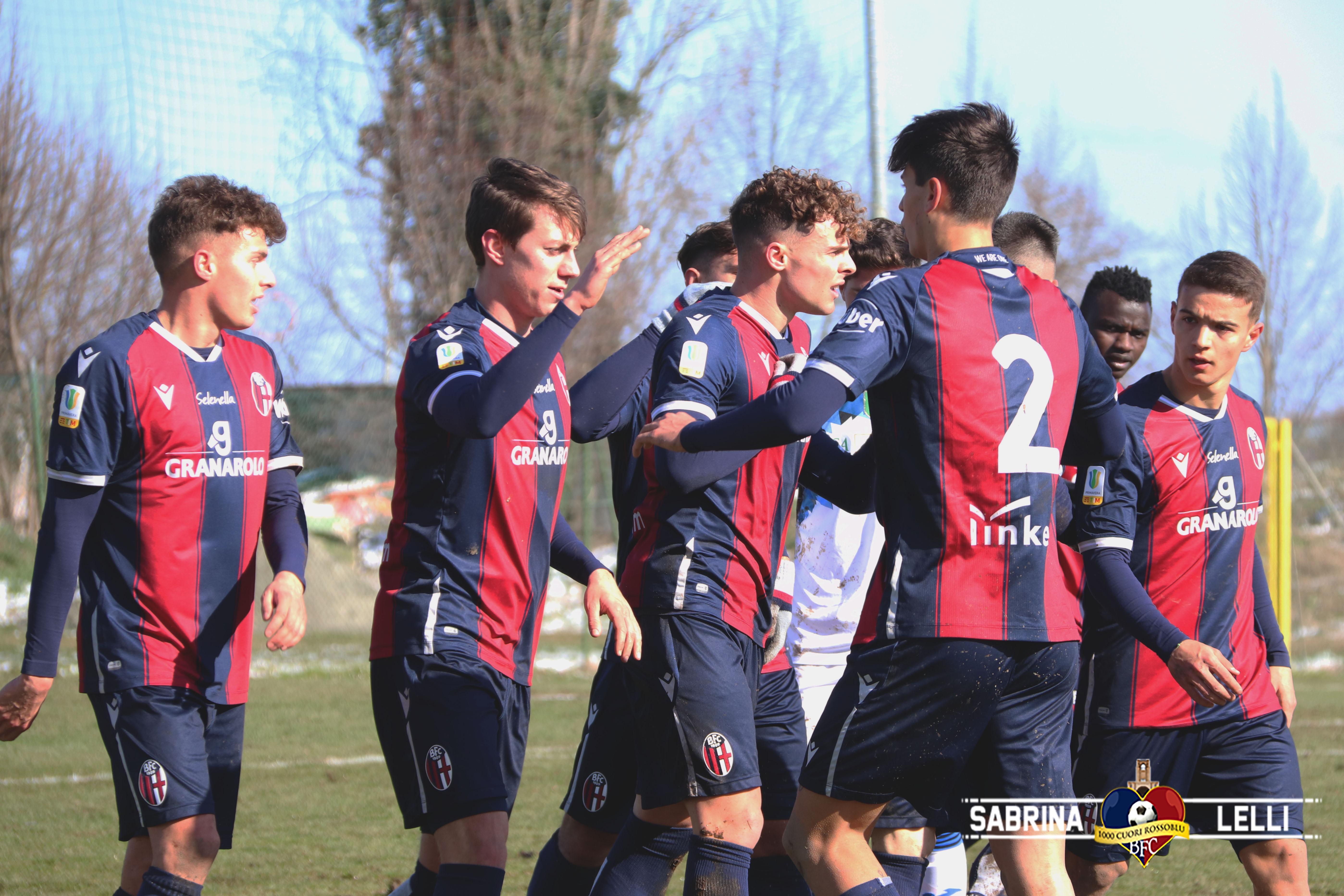 [FINALE] Primavera - Juventus-Bologna 2-2: rossoblù recuperati in extremis da un gol di Da Graca