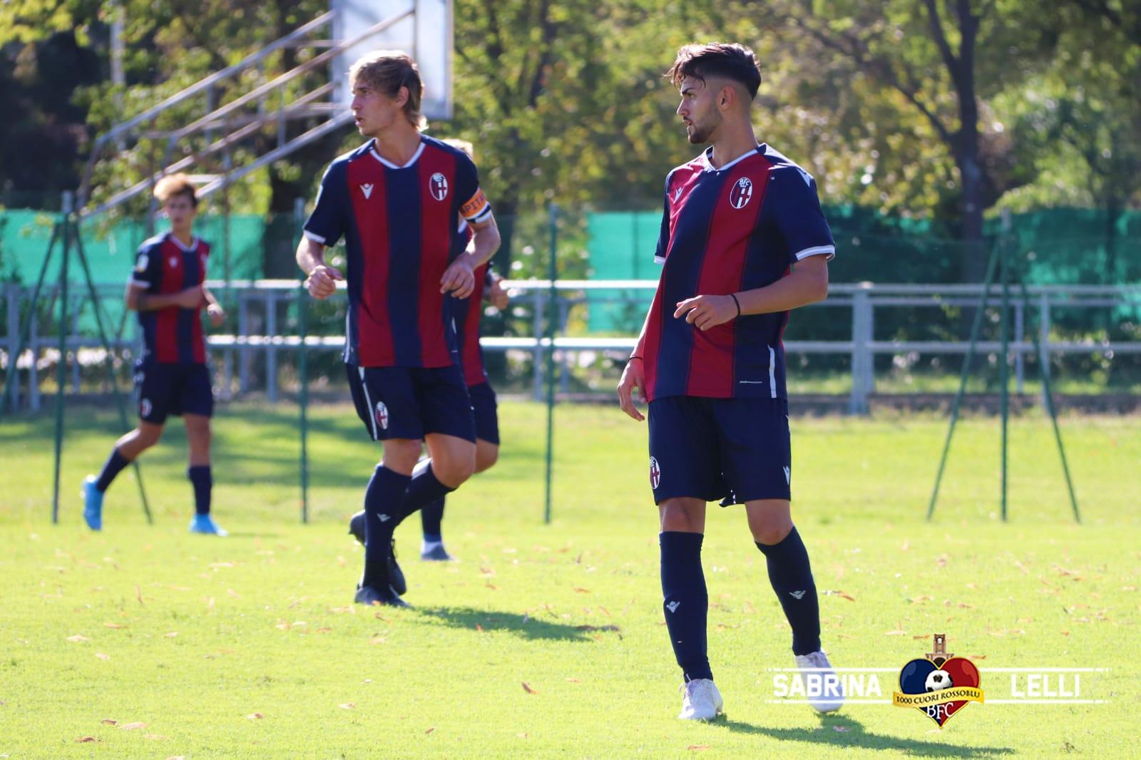 Primavera - Genoa-Bologna 1-2. Rocchi e Rabbi conducono i felsinei alla vittoria