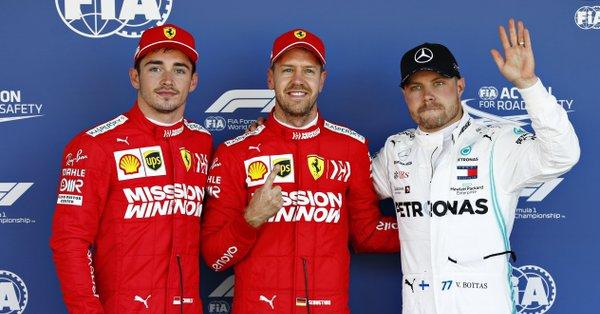 Formula 1 - Gp Giappone : il tifone Vettel si abbatte sulle qualifiche