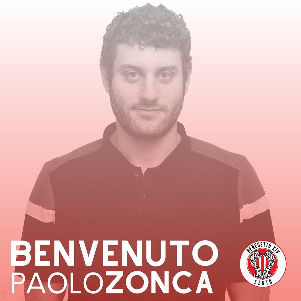 Benedetto XIV: Paolo Zonca è il nuovo preparatore atletico