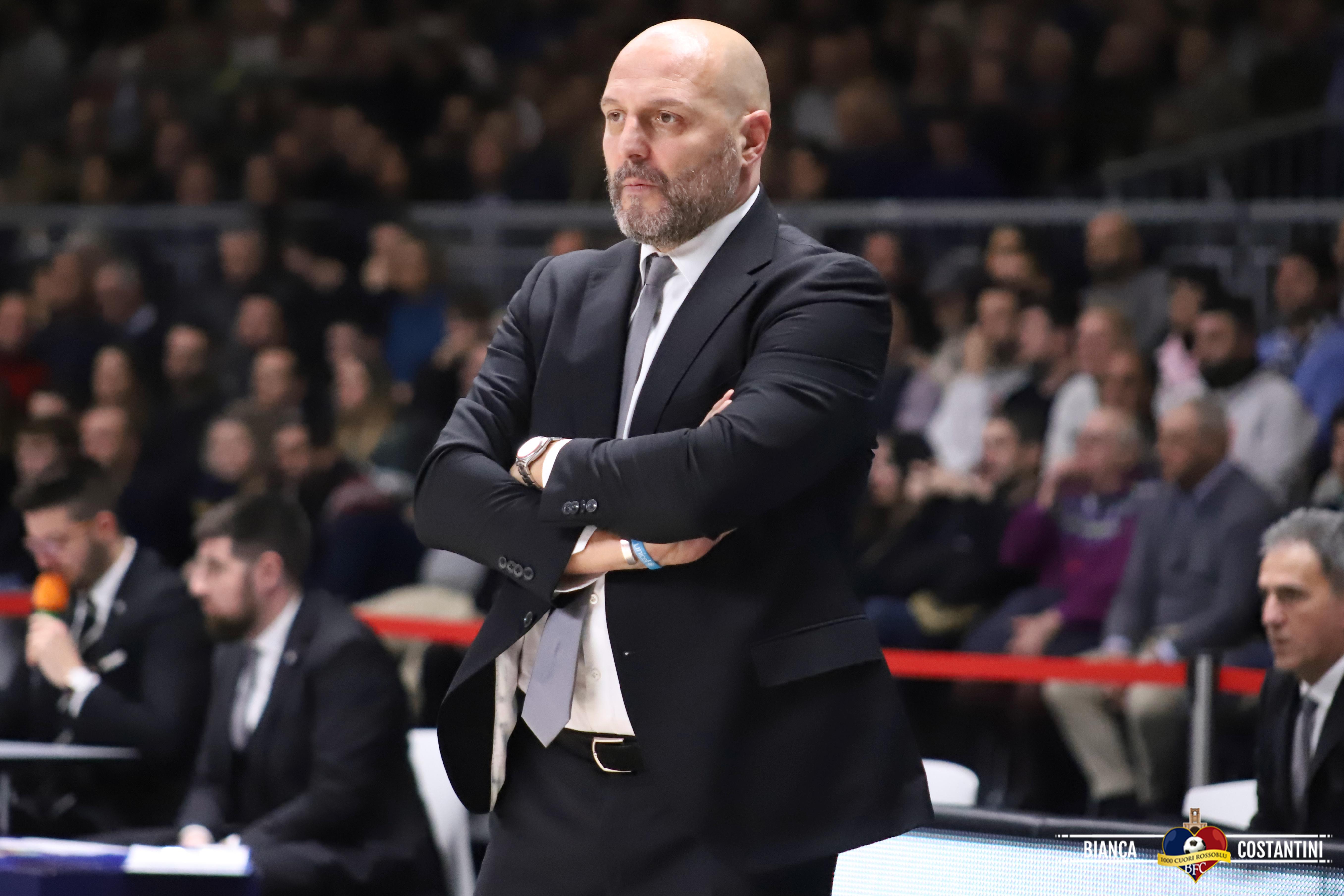 """Partizan Belgrado-Virtus Segafredo, il commento di Djordjevic nel post-partita: """"Abbiamo sbagliato l'approccio, loro sono stati più pronti mentalmente e fisicamente"""""""
