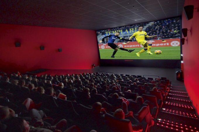 Al cinema per vedere la Serie A - 09 Dic