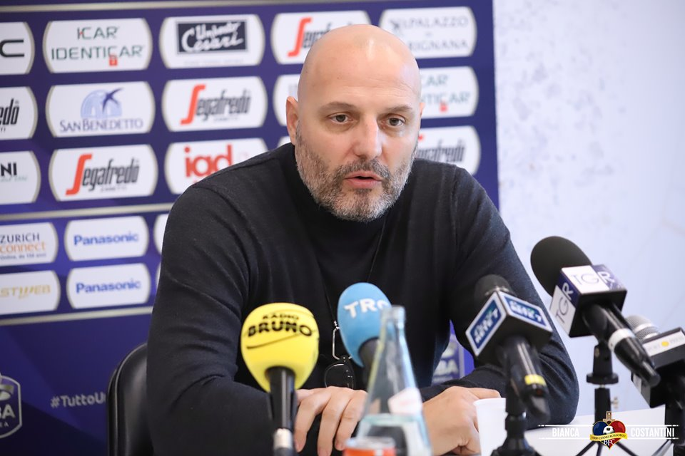 Coppa Italia: Sasha Djordjevic presenta la sfida tra Virtus Segafredo e Reyer Venezia