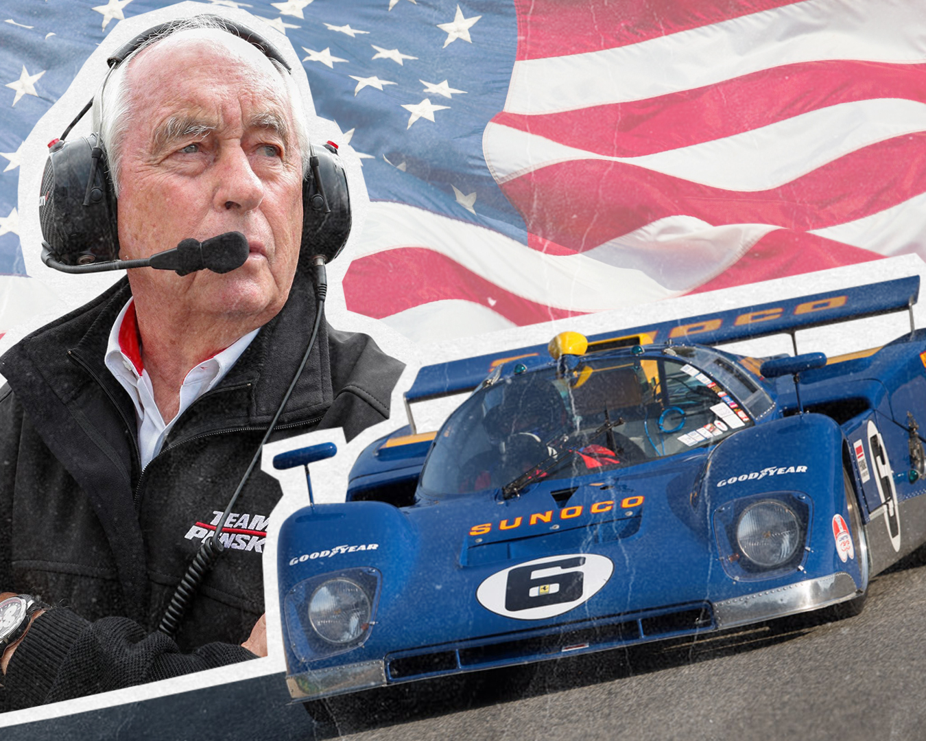 I Racconti del Commissario - la Ferrari americana di Penske