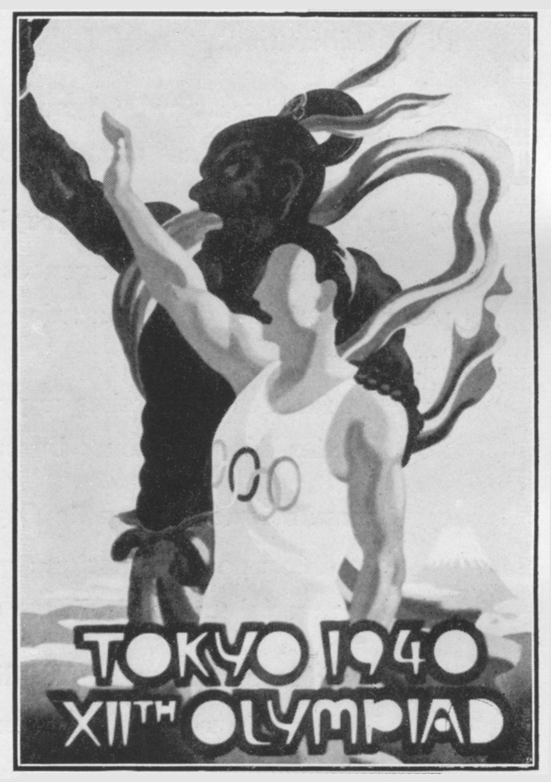 Storie Olimpiche - Tokyo 1940, le Olimpiadi mancate