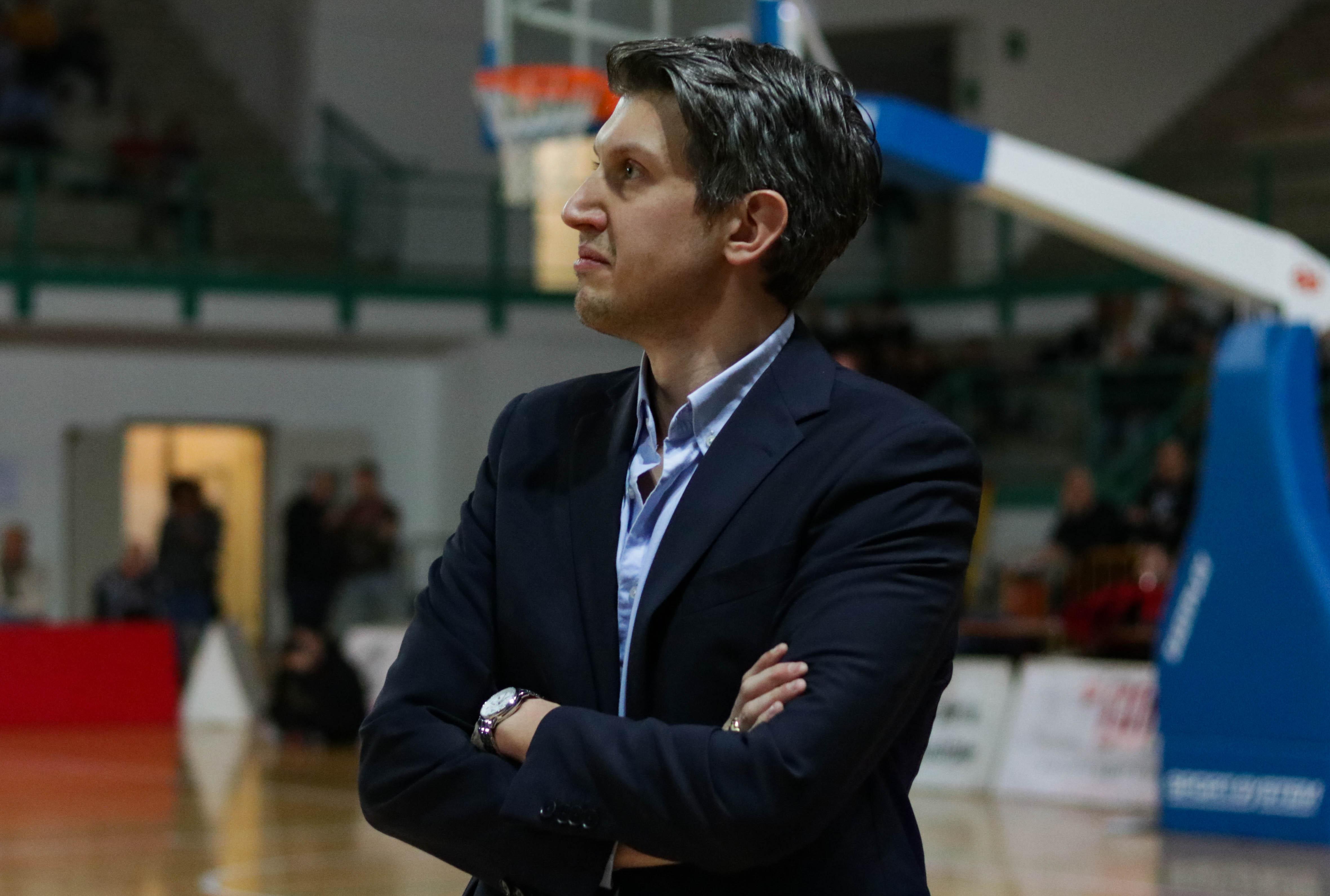 Tramec Cento-Piacenza, le parole di coach Mecacci nel post-partita