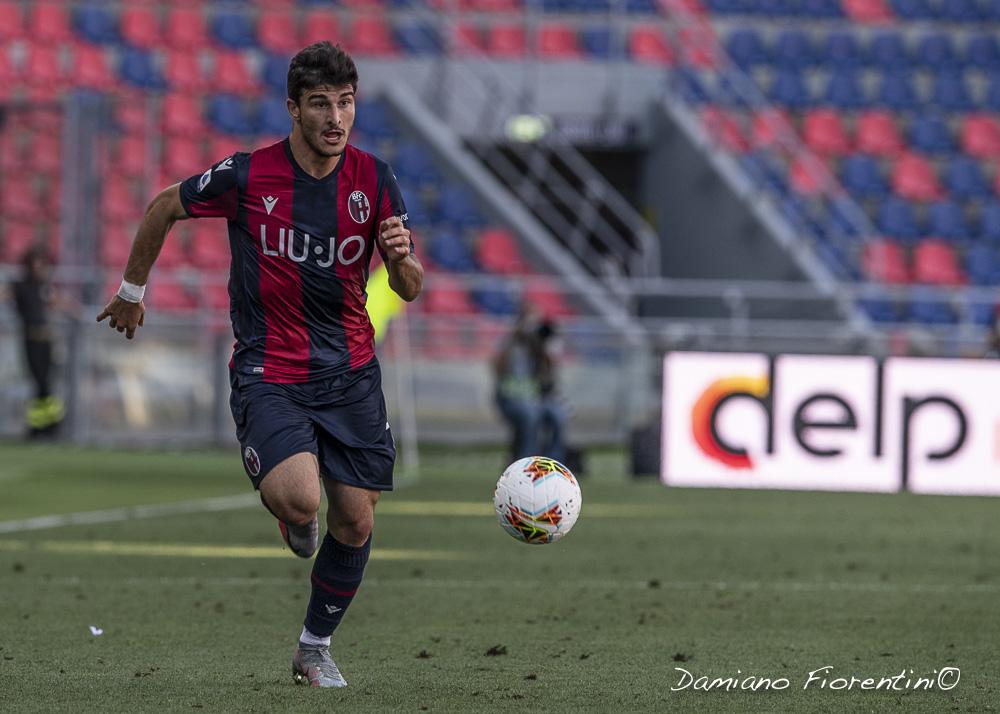 La Gazzetta dello Sport - Orsolini:''Voglio tornare a essere il giocatore di un anno fa''.