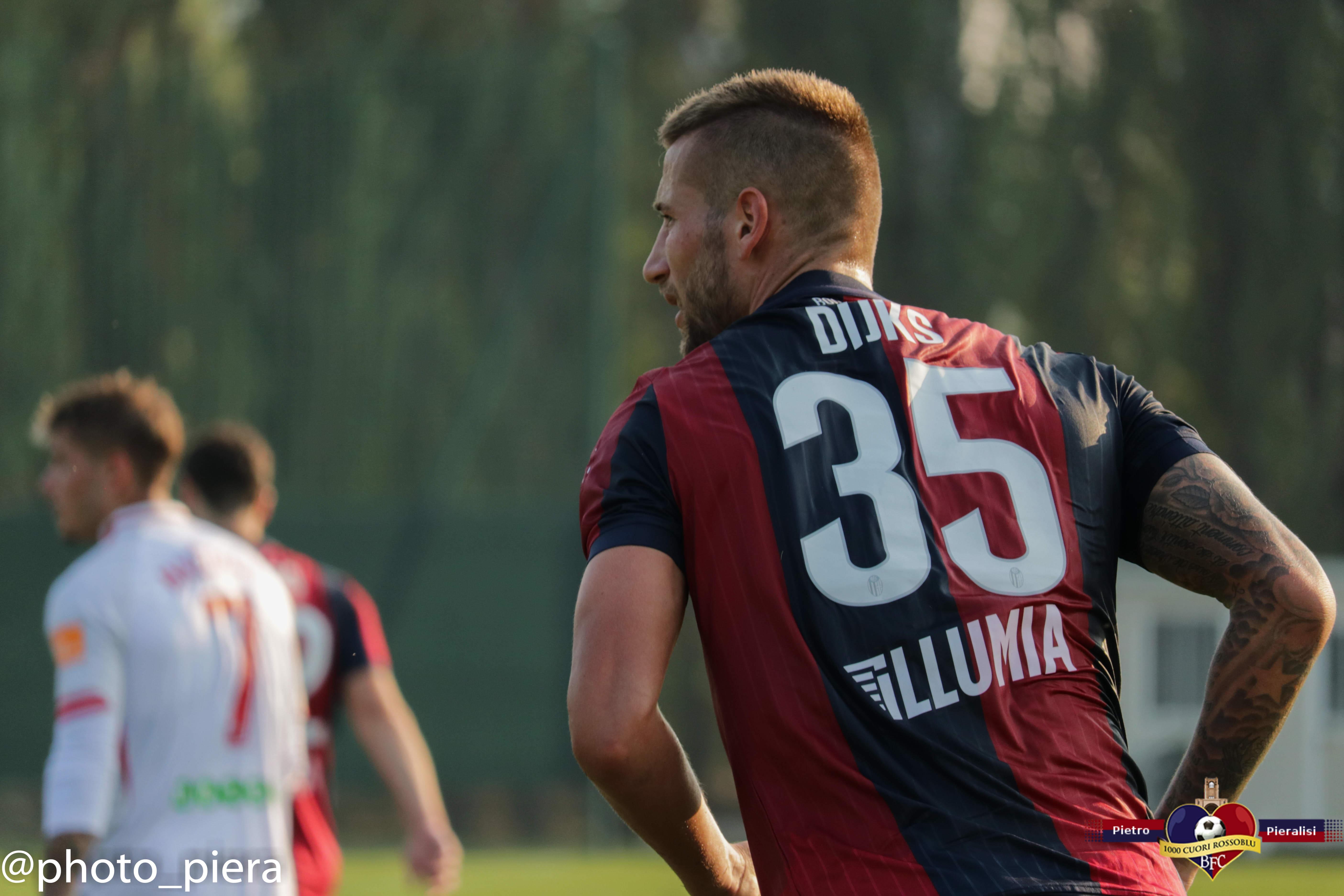 Coppa Italia: il Bologna aspetta il Pisa e intanto si allena a Casteldebole