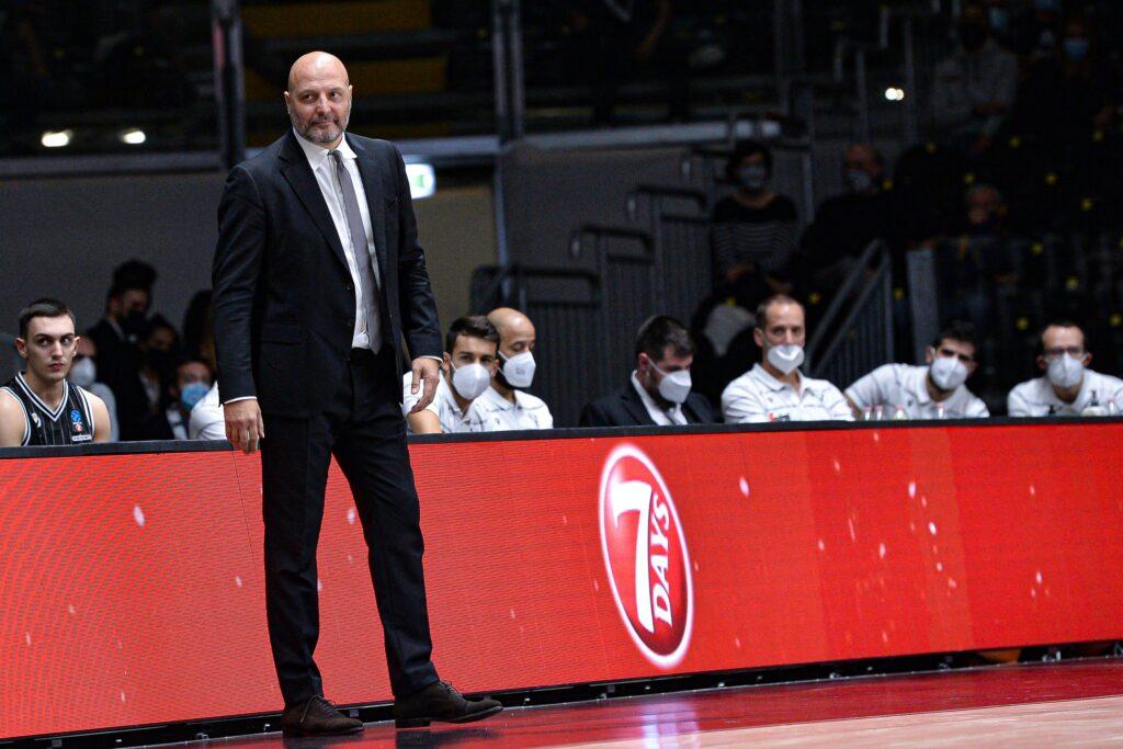 """Andorra-Virtus Segafredo, le parole di coach Djordjevic nel post-partita: """"Tutte le vittorie sono importanti, stiamo cercando di raggiungere lo stato di forma migliore"""""""