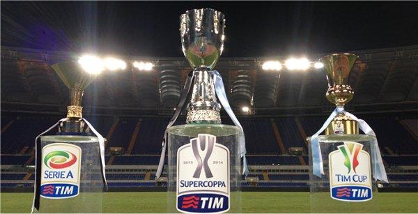 Sorteggio Coppa Italia e Serie A: tutte le novità