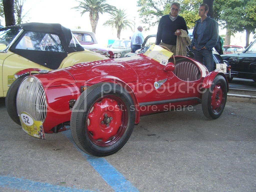 Carspillar – Minardi GM 75: la capostipite