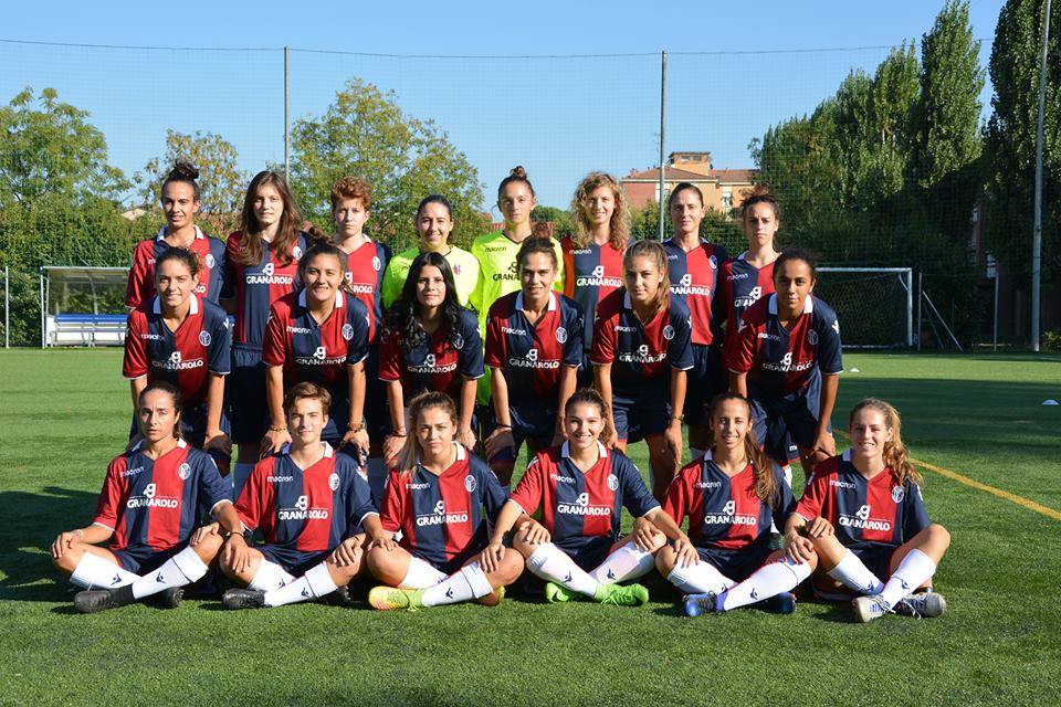 Il Bologna Femminile batte 2-0 l'Imolese e vince il suo derby