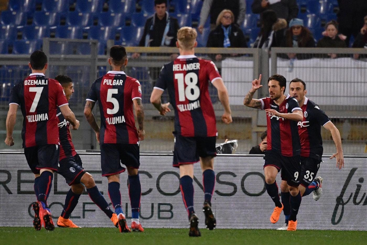 Lazio vs Bologna 1 a 1: la cronaca del match - 19 mar