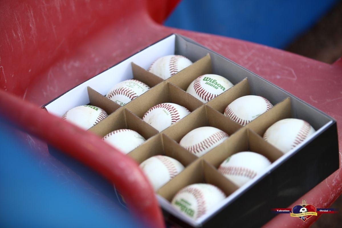 Baseball: inizia oggi la stagione, con il primo allenamento - 4 feb