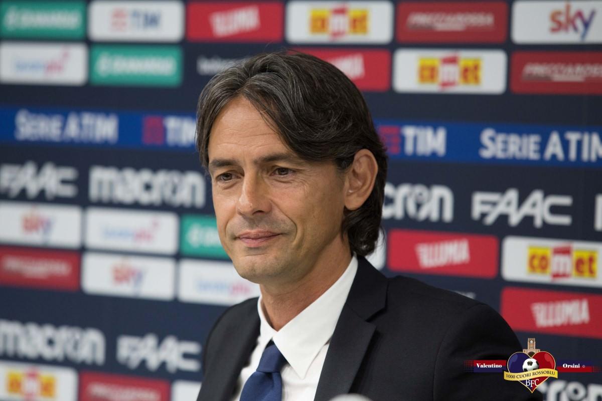 #BFCRoma – Le parole di Filippo Inzaghi nel post partita