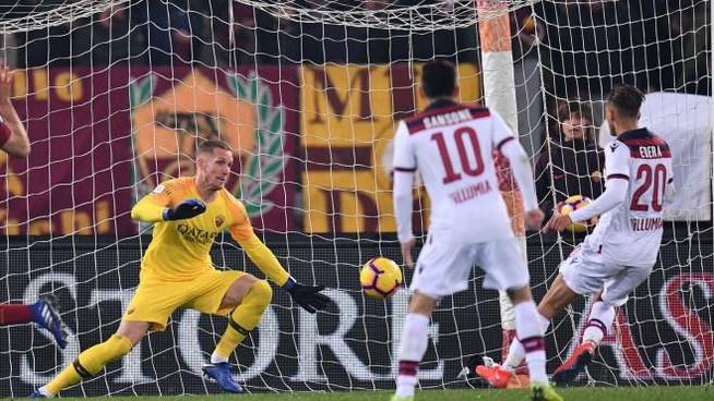Resto del Carlino – Bologna sprecone: tanta grinta ma 0 punti