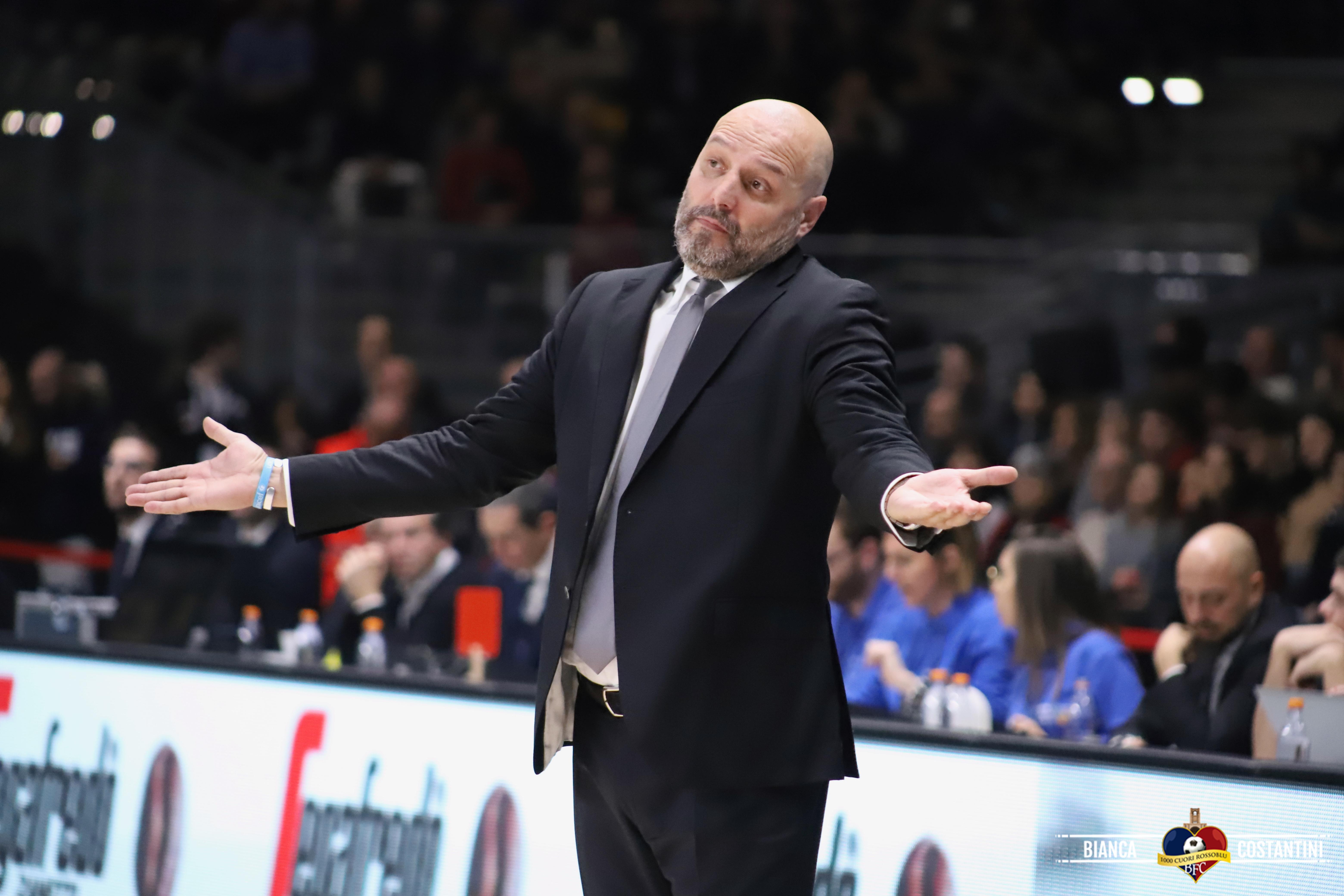 Kazan-Virtus Segafredo, le parole di coach Djordjevic nel post-partita