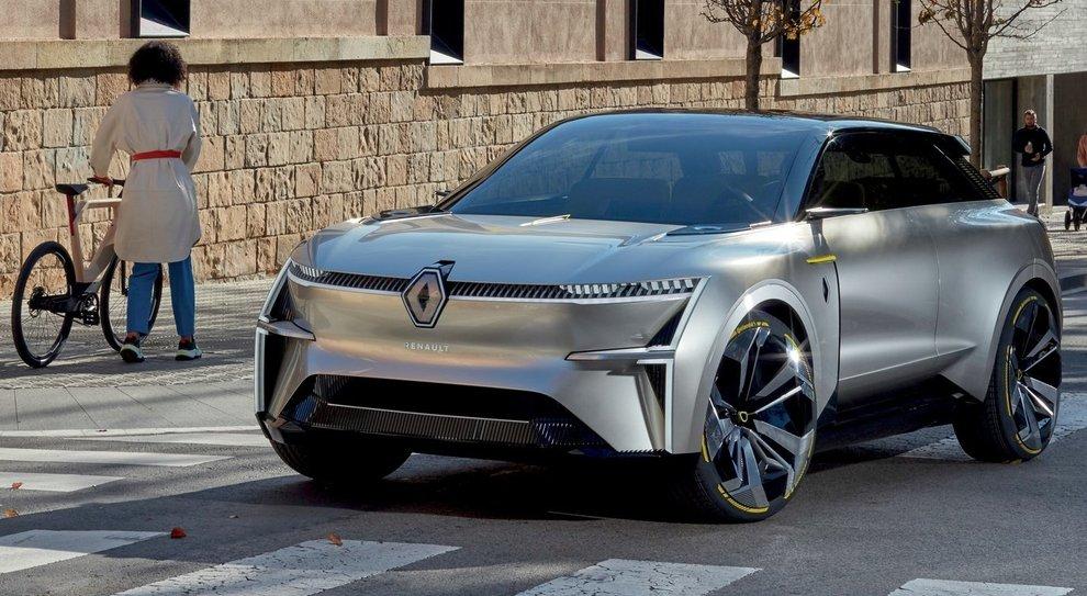 Big Automotive Innovations – Renault Morphoz, l'auto che si allunga