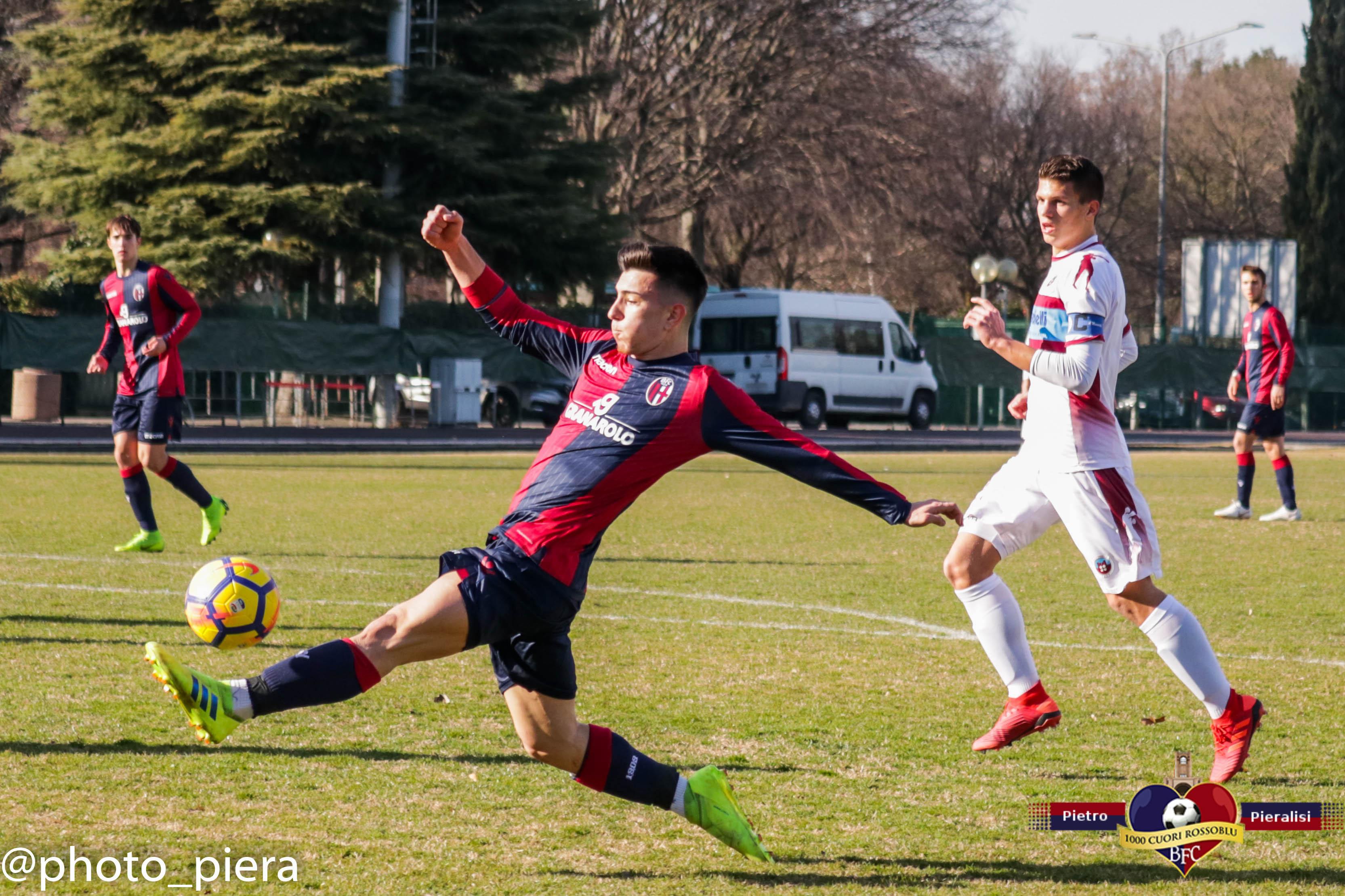 Under17, Bologna Cittadella 0-2. Le foto della partita.