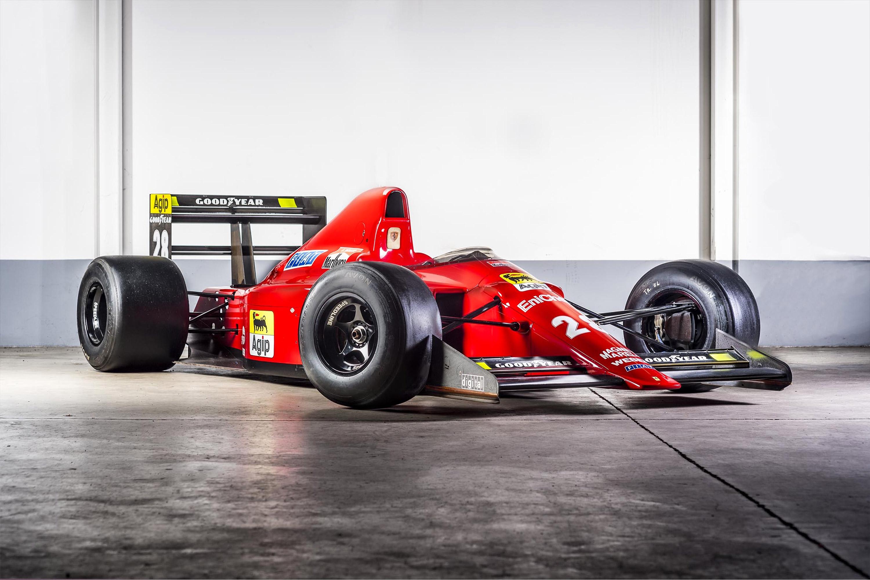 Carspillar – Ferrari F1-89: il ritorno all'aspirato