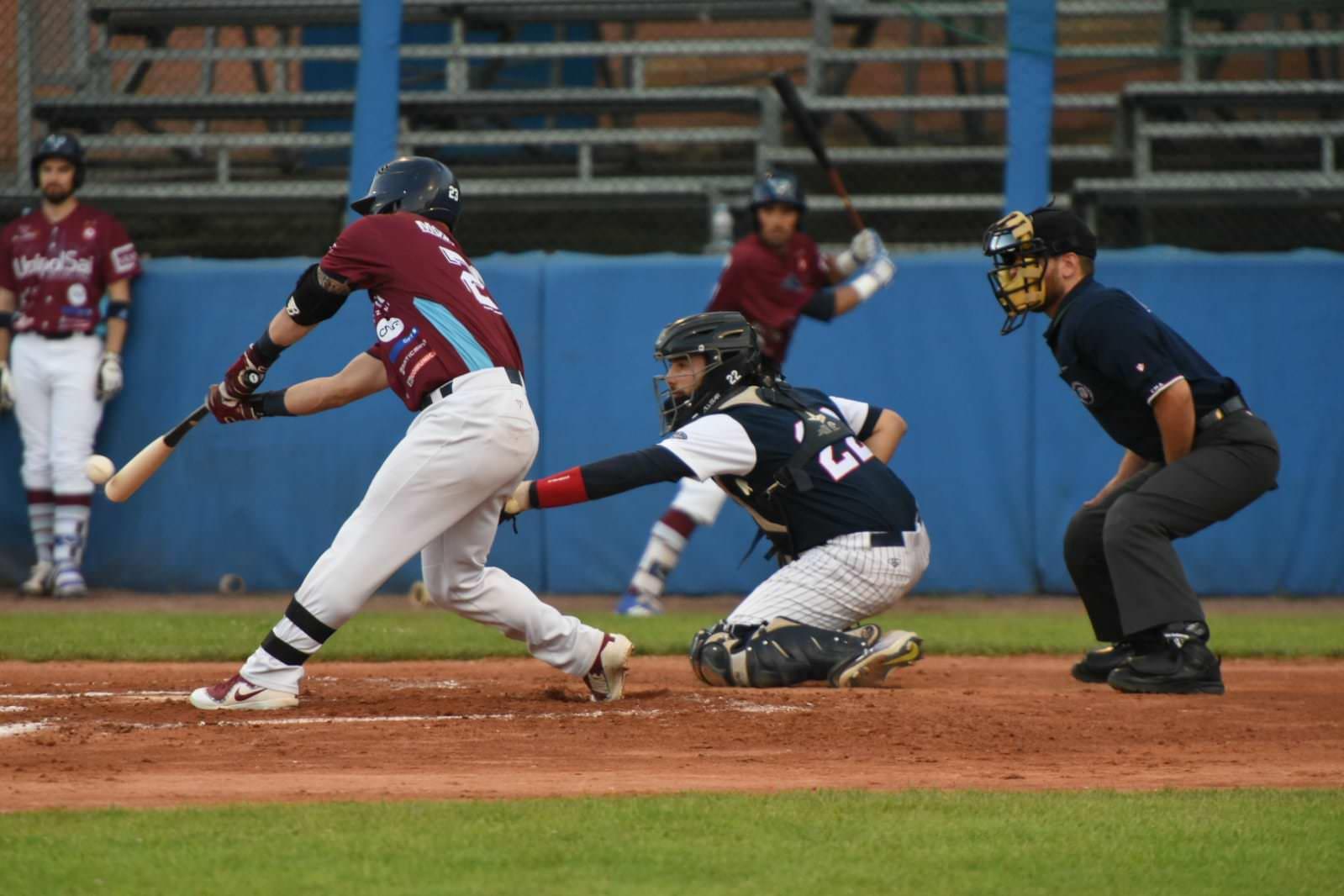 Baseball – La Fortitudo bissa il successo contro Nettuno anche in gara 2! - 1 Lug