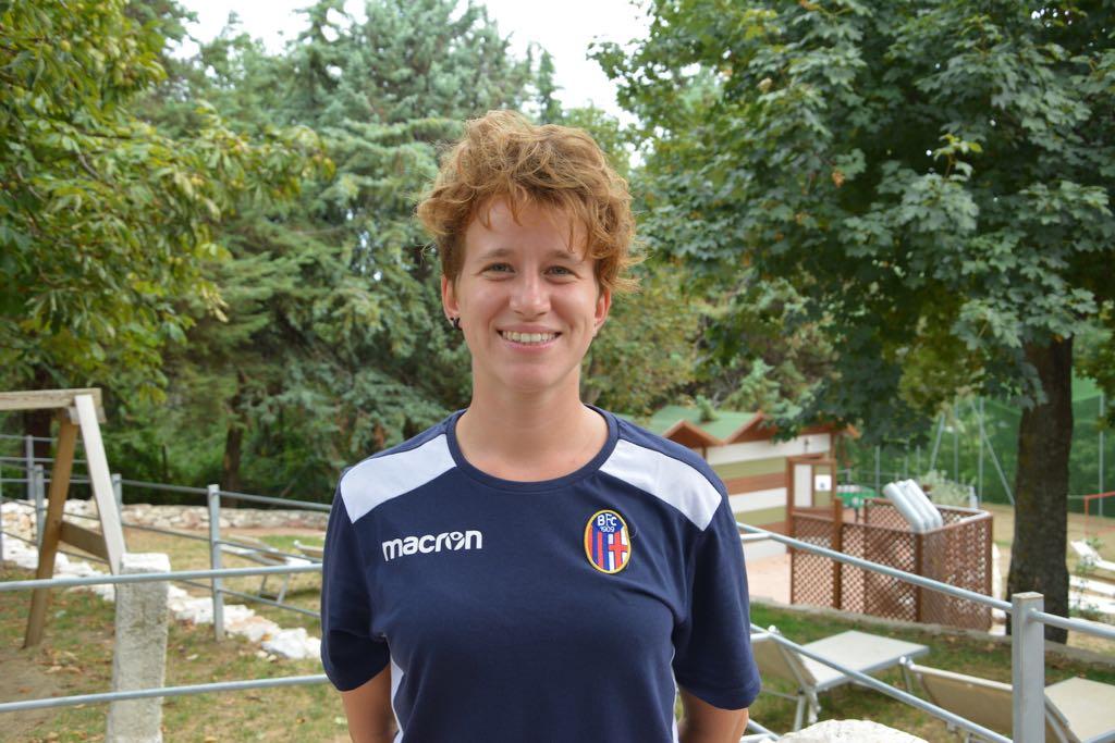Bologna, intervista a Veronica Cocchi