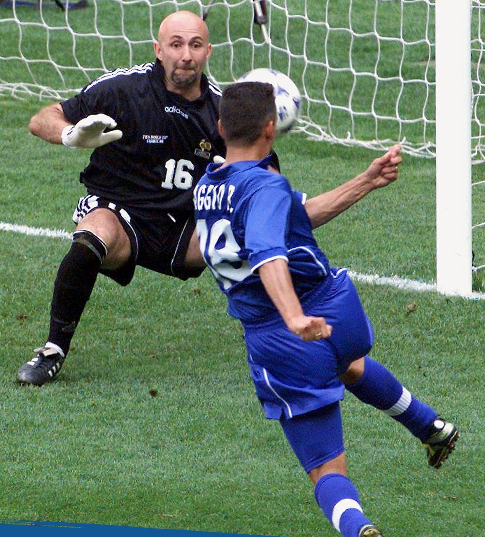 Sliding doors – Il più bel non gol di Baggio
