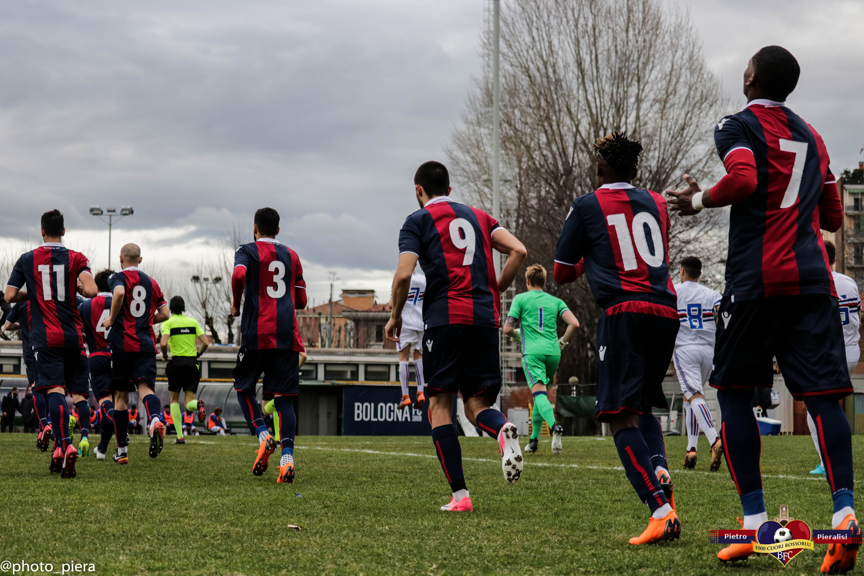 Primavera, Bologna - Sampdoria 1-2: Le Foto dell'Incontro - 11 mar