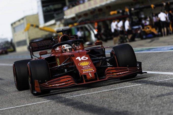 F1 - Gp Usa - Ad Austin Versteppen centra la nona pole stagionale, bene le Ferrari