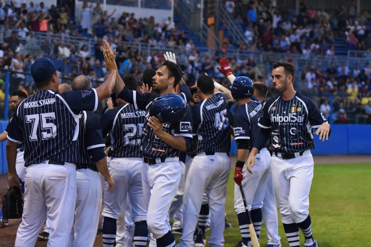 Baseball – La Fortitudo batte San Marino e continua la fuga solitaria