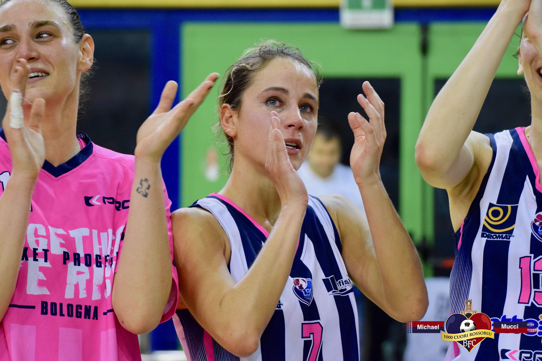 Matteiplast Bologna - Andros Palermo : il Fotoracconto della partita