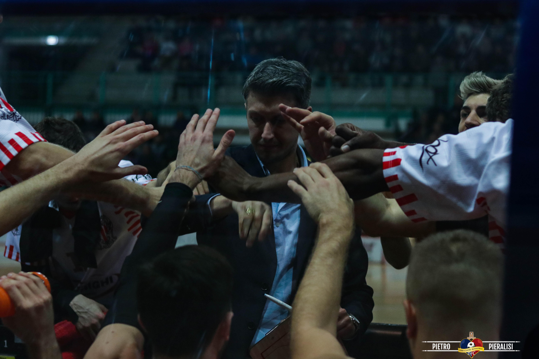 Tramec Cento-Ancona, le parole di coach Mecacci nel post-partita