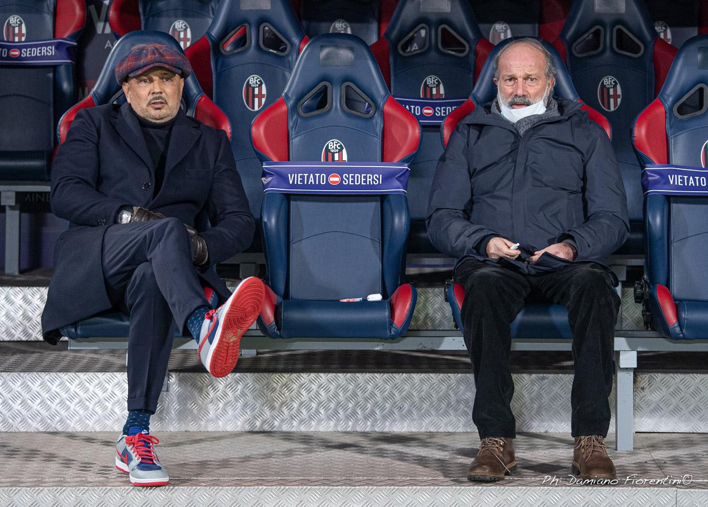 """Stadio - Sabatini: """"Bologna, il mio addio più doloroso, ma non mi sono dimesso. Mihajlović? Ha tutto per diventare grande"""""""