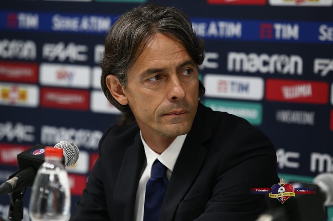 #BFCInter – Le parole post partita di Filippo Inzaghi