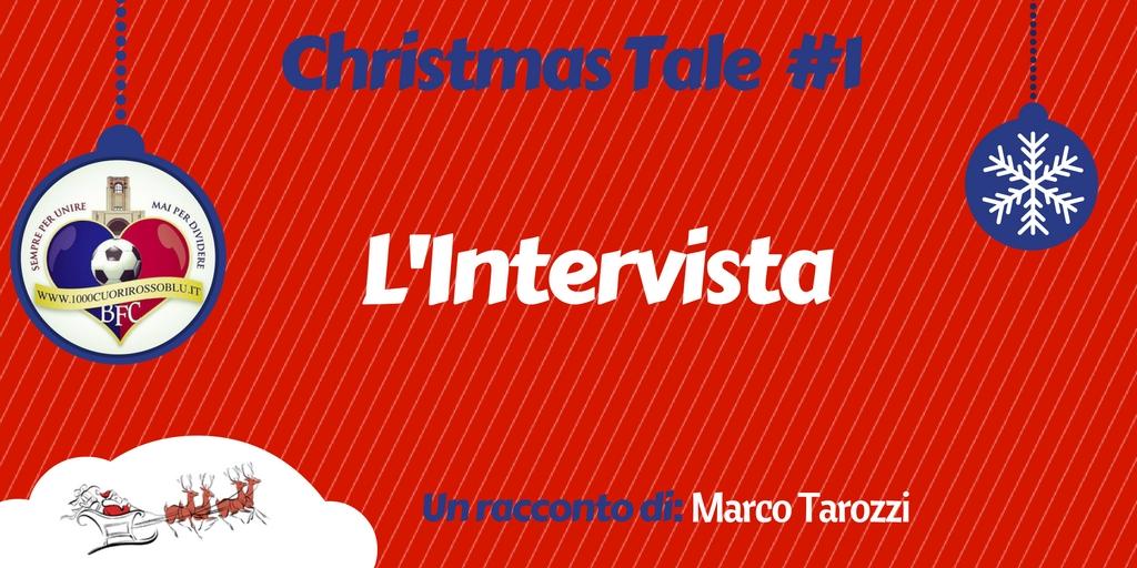 #ChristmasTale - L'intervista