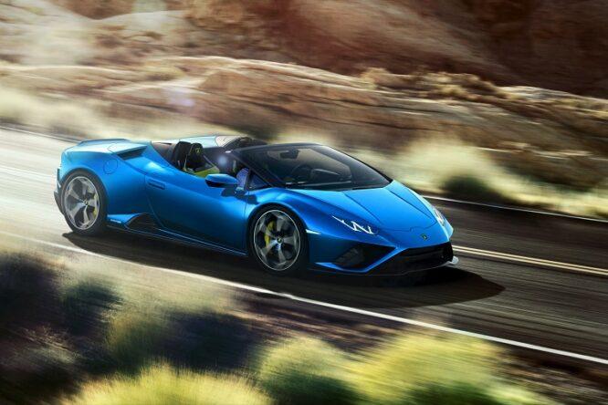 Carspillar – Lamborghini Huracán EVO Spyder: torna la trazione posteriore