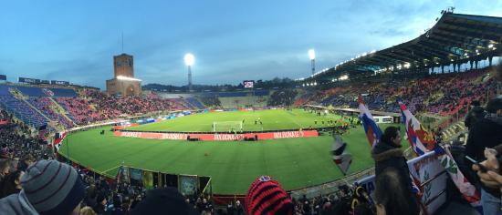 Bologna-Juventus: tutto esaurito