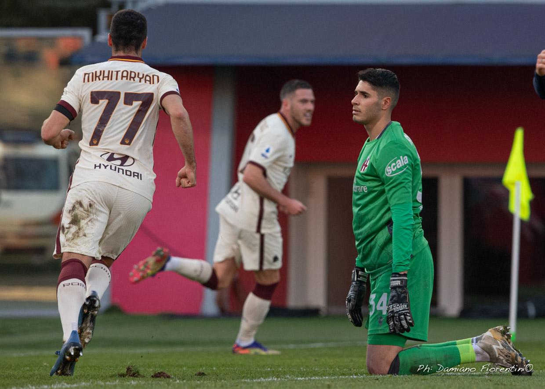 Un girone fa: Bologna-Roma, i rossoblù ci rimettono la faccia