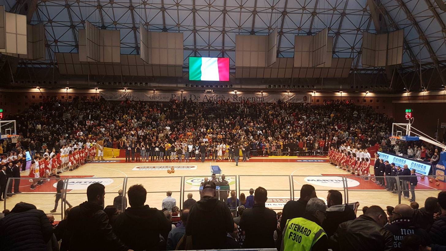Fortitudo, altro supplementare. Vince ancora Ravenna- 11 Mar